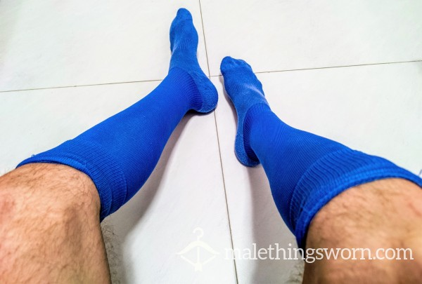 Smelly Football Socks photo
