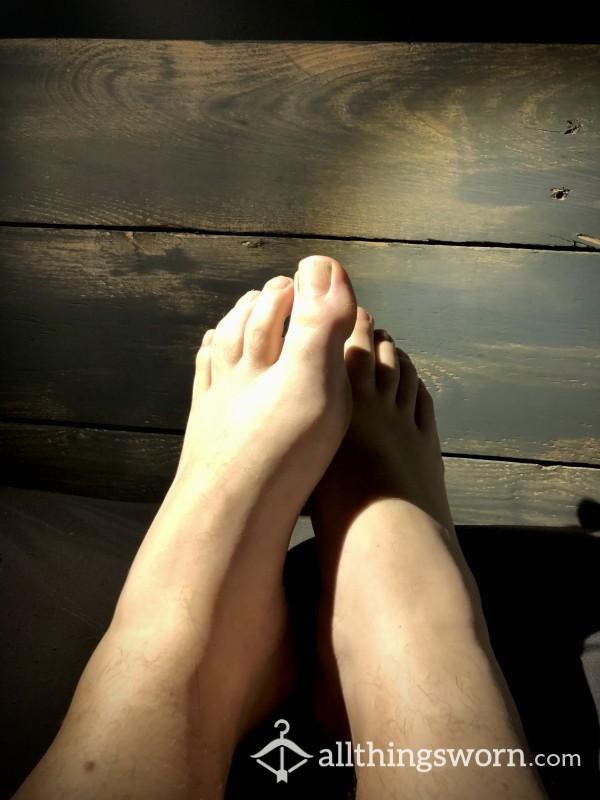 Cheesy Feet
